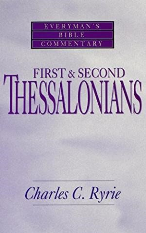 First & Second Thessalonians- Everyman'S Bible Commentary (Paperback)