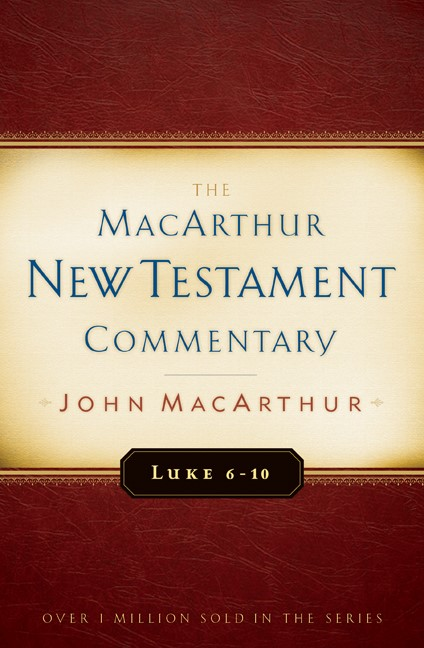 Luke 6-10 Macarthur New Testament Commentary (Hard Cover)