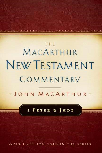 2 Peter And Jude Macarthur New Testament Commentary (Hard Cover)