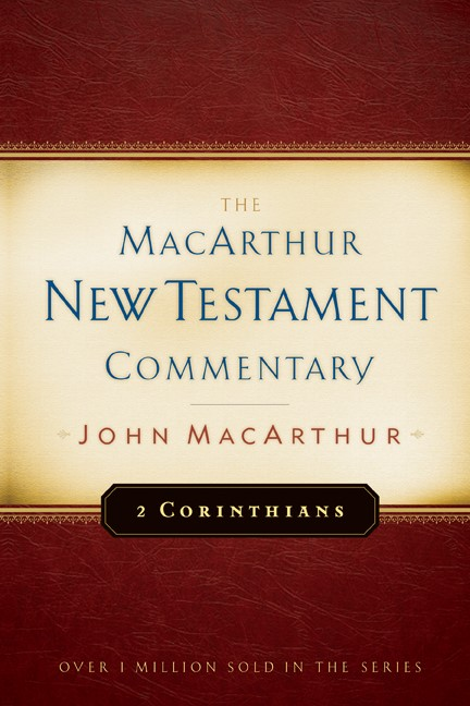 2 Corinthians Macarthur New Testament Commentary (Hard Cover)