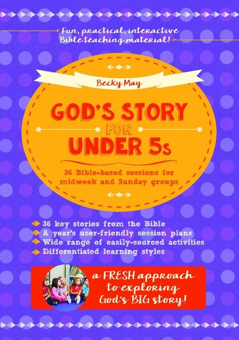 God's Story For Under 5S