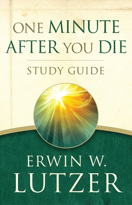 One Minute After You Die Study Guide (Paperback)