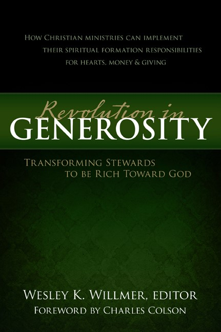 A Revolution In Generosity (Hard Cover)