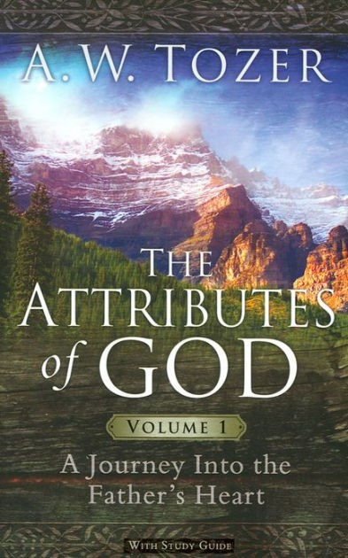 The Attributes Of God Volume 1 (Paperback)