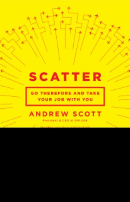 Scatter (Paperback)