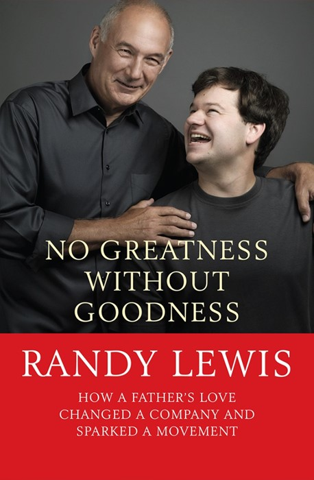 No Greatness Without Goodness (Paperback)