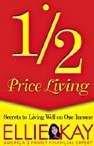 1/2 Price Living (Paperback)