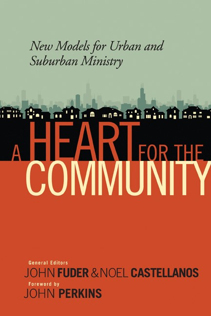 A Heart For The Community (Hard Cover)