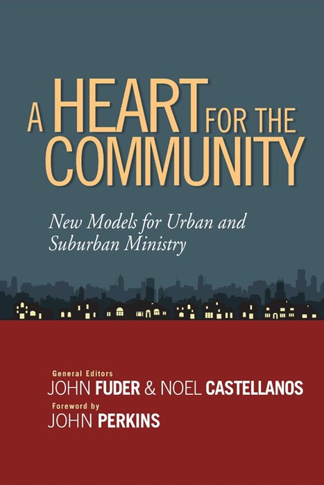 A Heart For The Community (Paperback)
