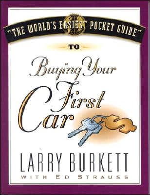 The World's Easiest Pocket Guide To Buying Your First Car (Paperback)