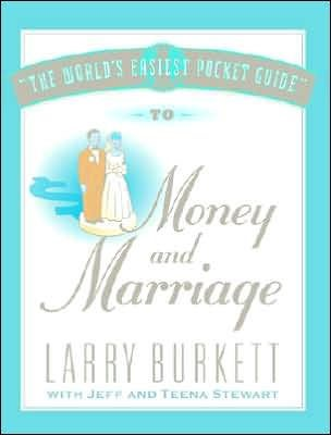 The World's Easiest Pocket Guide To Money And Marriage (Paperback)