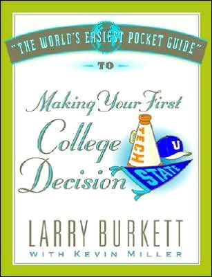 World's Easiest Pocket Guide To Making Your First Colleg, T (Paperback)