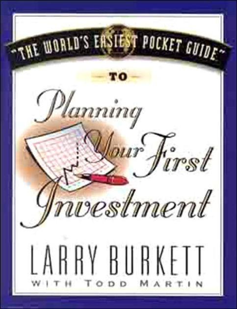 The World's Easiest Pocket Guide To Your First Investment (Paperback)