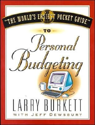 The World's Easiest Pocket Guide To Personal Budgeting (Paperback)