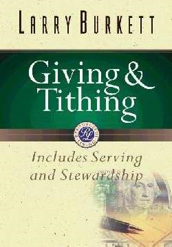 Giving And Tithing (Paperback)