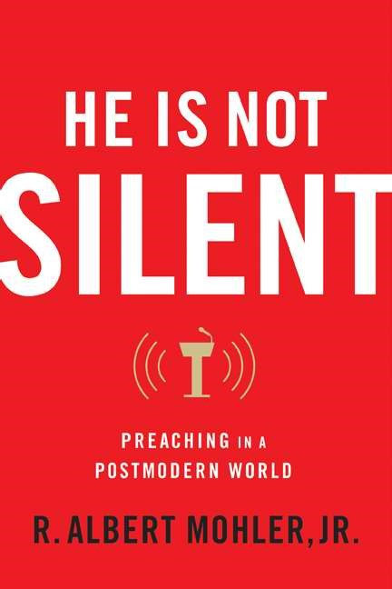 He Is Not Silent (Hard Cover)