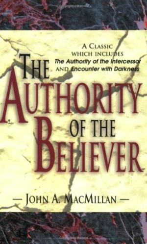 The Authority Of The Believer (Paperback)