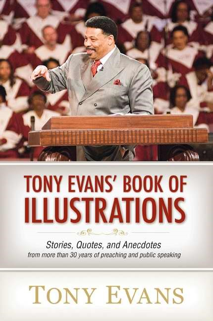 Tony Evans' Book Of Illustrations (Hard Cover)