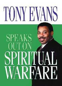 Tony Evans Speaks Out On Spiritual Warfare (Paperback)