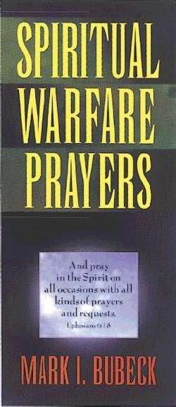 Spiritual Warfare Prayers (Pamphlet)