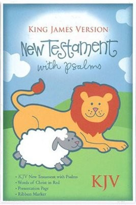 KJV Baby's New Testament, White Imitation Leather (Imitation Leather)
