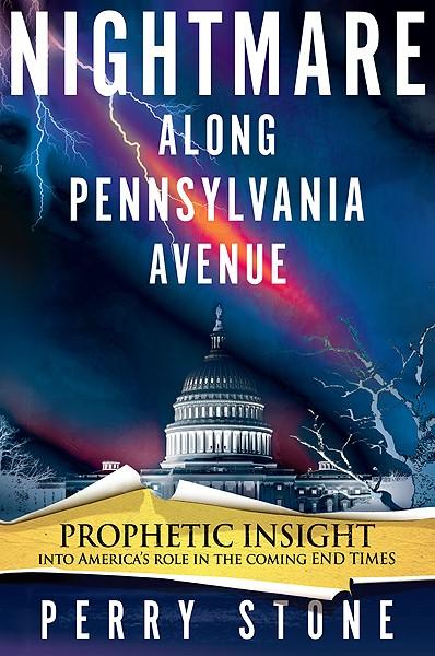 Nightmare Along Pennsylvania Avenue (Hard Cover)