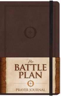 The Battle Plan Prayer Journal (Other Book Format)