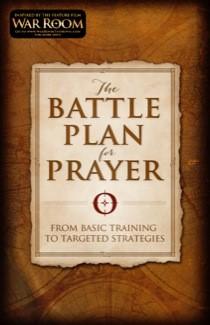 The Battle Plan For Prayer (Paperback)