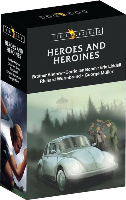 Trailblazer Heroes and Heroines Box Set 5 (Paperback)