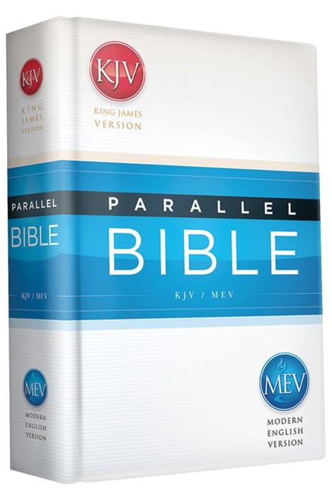 Kjv/Mev Parallel Bible (Hard Cover)