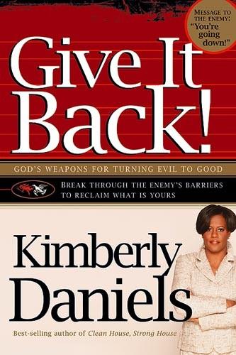 Give It Back! (Paperback)