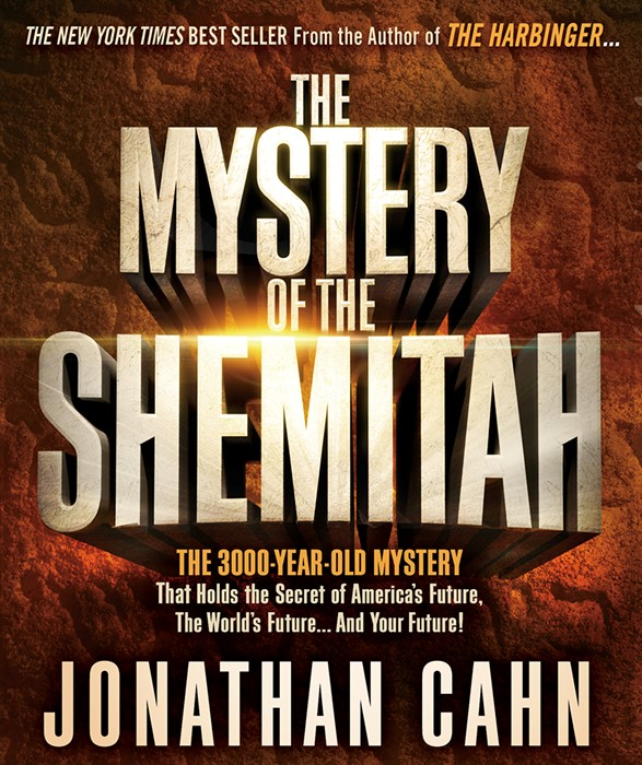 The Mystery Of The Shemitah (CD-Audio)