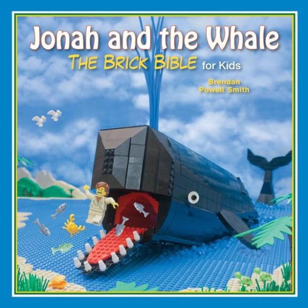 Brick Bible: Jonah (Hard Cover)