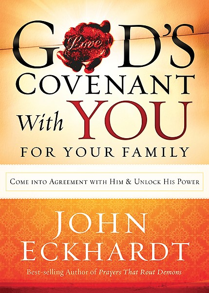 God's Covenant With You For Your Family (Paperback)