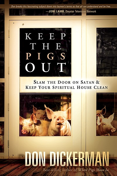 Keep The Pigs Out (Paperback)