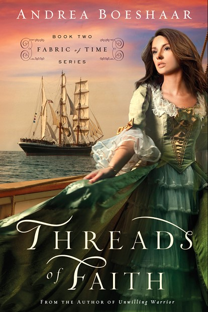 Threads Of Faith (Paperback)