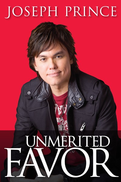Unmerited Favor (Hard Cover)