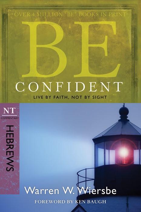 Be Confident (Hebrews) (Paperback)