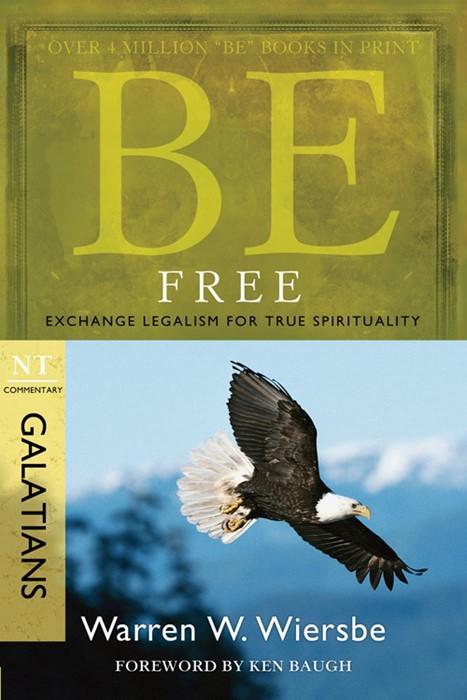 Be Free (Galatians) (Paperback)
