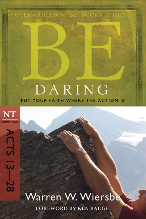Be Daring (Acts 13-28) (Paperback)