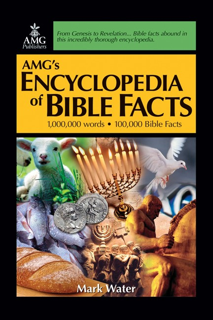Amg's Encyclopedia Of Bible Facts (Hard Cover)