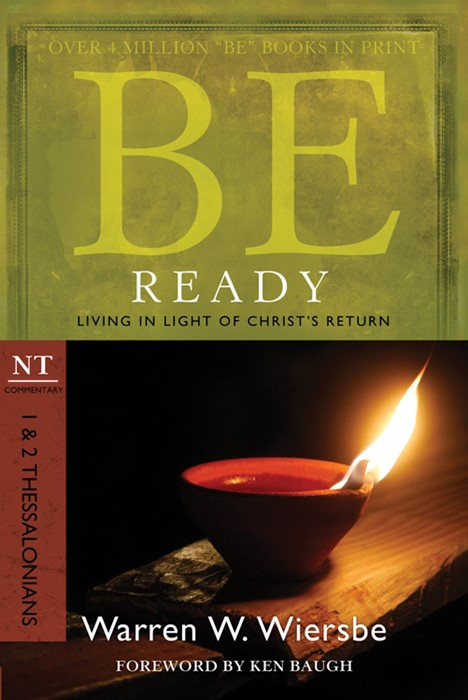 Be Ready (1 & 2 Thessalonians) (Paperback)