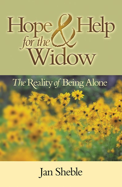 Hope And Help For The Widow (Hard Cover)