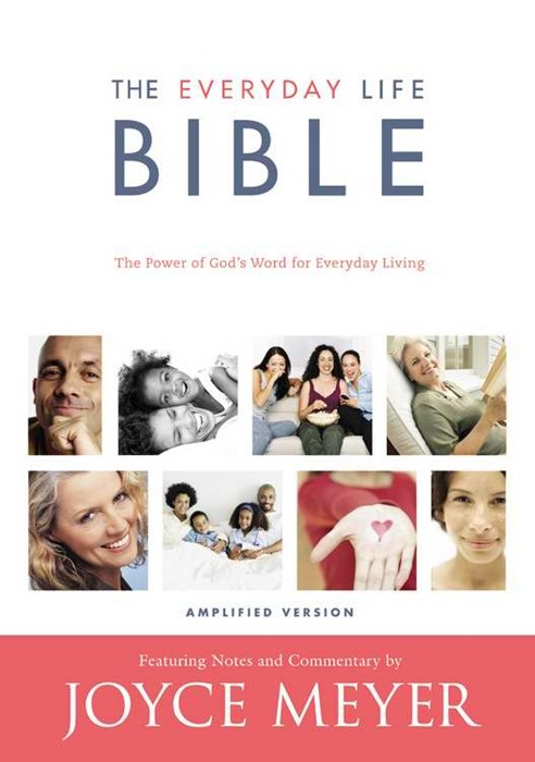 Amplified Everyday Life Bible HB (Hard Cover)