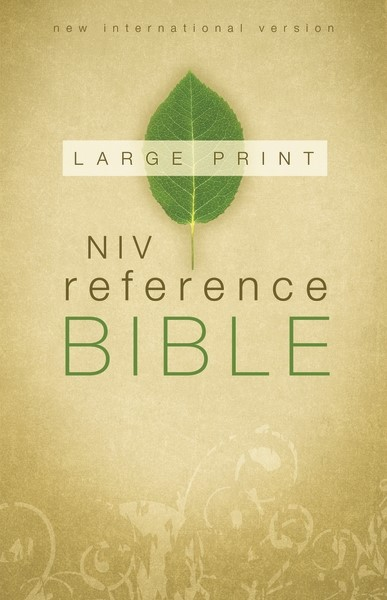 NIV Ref LP HB (Hard Cover)