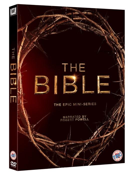 Bible Mini Series, The DVD (DVD)
