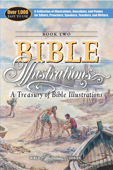 A Treasury Of Bible Illustrations (Paperback)