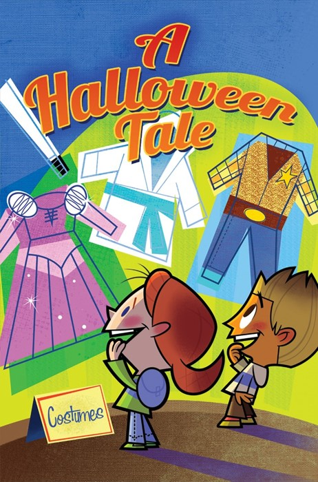 Halloween Tale, A (Pack Of 25) (Tracts)