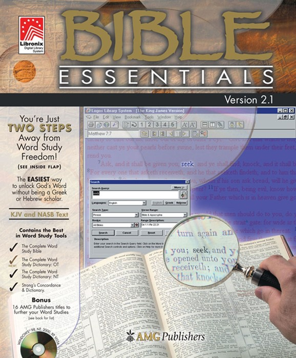 Bible Essentials 2.1 Software (CD-Rom)