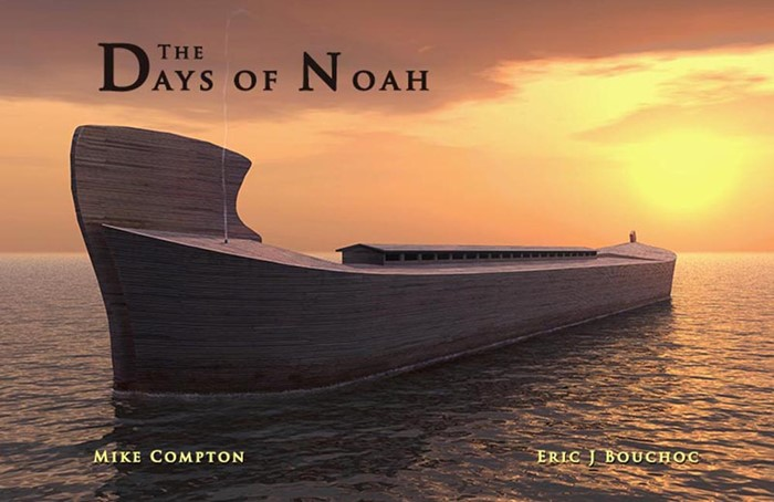 The Days Of Noah (CD-Rom)
